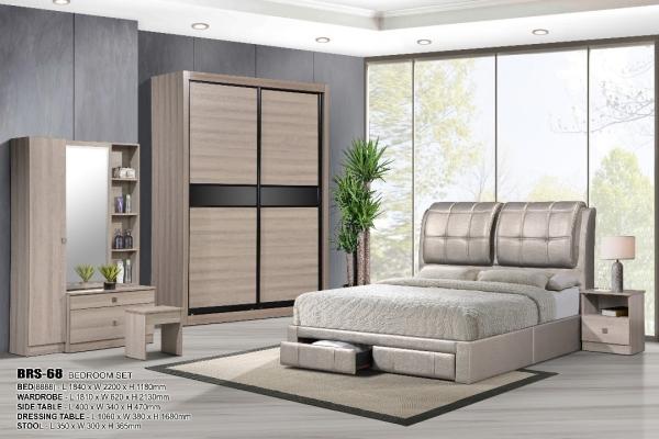 HY-68 Bedroomset 6'x8'
