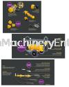 RENTAL EXTERNAL VIBRATOR C/W CONVERTER  External Vibrator & Converter  A) Rental Machinery