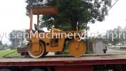 RENTAL 3 TON ROLLER COMPACTOR  Roller Compactor  A) Rental Machinery