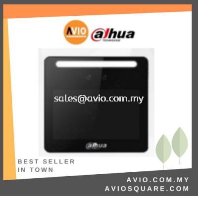 Dahua ASA3213GL-MW Standalone Face Recognition Time & Attendance Terminal