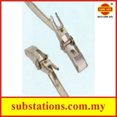 Coated Stainless Steel Cable Ties L-Type