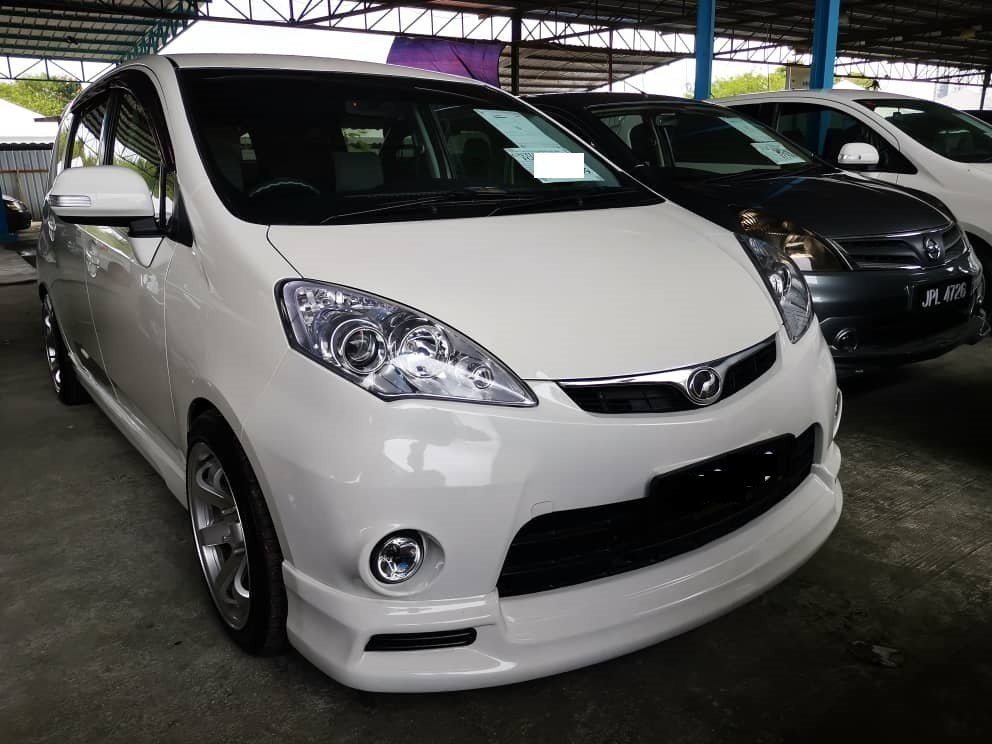 2013 PERODUA ALZA 1.5 EZ (A) FULL LOAN