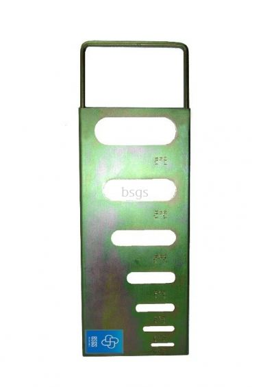 Flakiness / Thickness Gauge (BS 1027)