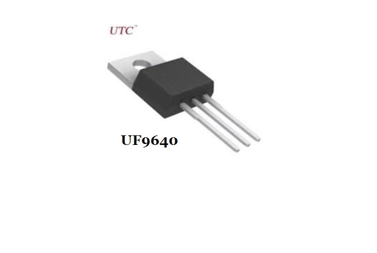 UTC UF9640 P-CHANNEL POWER MOSFET
