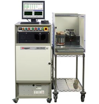 MEGGER Baker Win AST Automated Stator Testing System