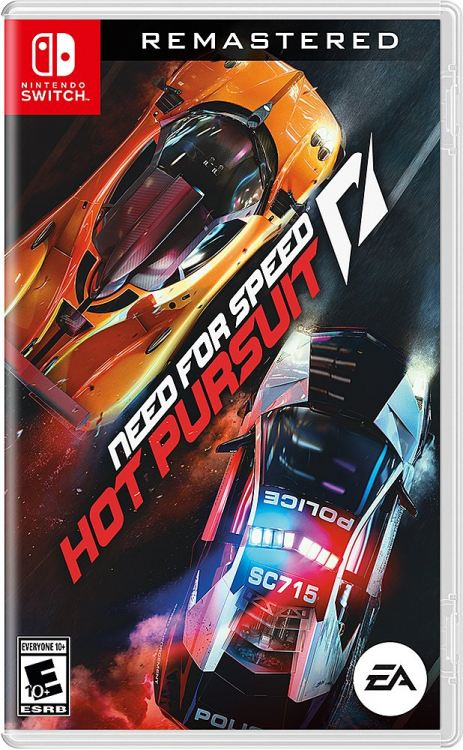 Nintendo Switch Need for Speed Hot Pursuit