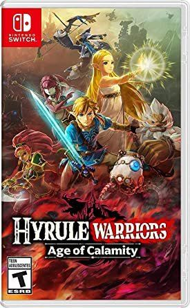 Nintendo Switch Hyrule Warriors Age of Calamity