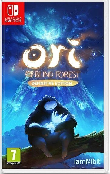 Nintendo Switch Ori and the Blind Forest Definitive Edition