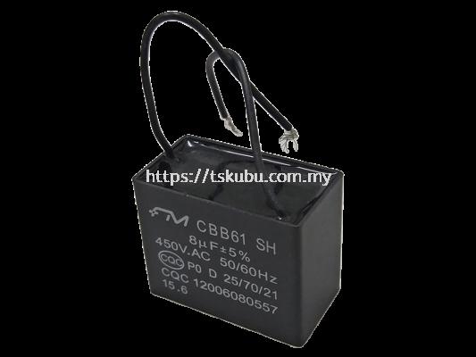 85451800 8.0uF 450VAC