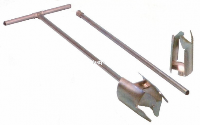 Hand Auger Apparatus (BS 5005)