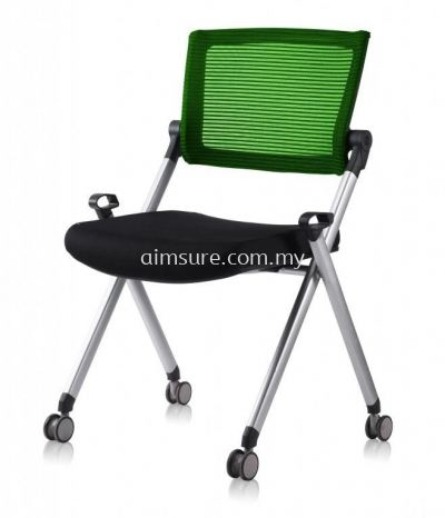 Foldable chair without armrest AIM229