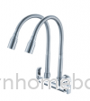 ADJUSTABLE 2 WAY WALL SINK TAP IT-W7048M9-AD8 Sink Tap Kitchen