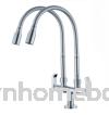 ADJUSTABLE 2 WAY PILLAR SINK TAP IT-W7049M9-AD8 Sink Tap Kitchen