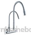 2 WAY WALL SINK TAP IT-W1267S4-15L Sink Tap Kitchen