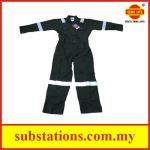 Superior Coverall Electrical Arc & Flash