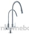 2 WAY PILLAR SINK TAP IT-W1268S4-15L Sink Tap Kitchen