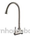 ADJUSTABLE WALL SINK TAP IT-W1674J2-3LS Sink Tap Kitchen