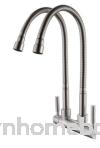 ADJUSTABLE 2 WAY WALL SINK TAP IT-1678J2-3LS Sink Tap Kitchen