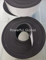 NBR Rubber Foam Tape With Adhesive Tape