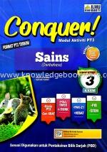 CONQUER! SAINS TINGKATAN 3