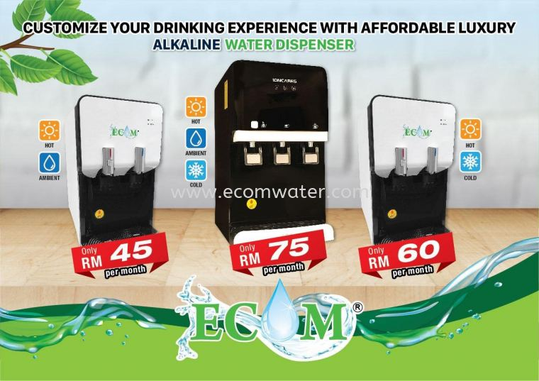 Water Dispenser Rental Version