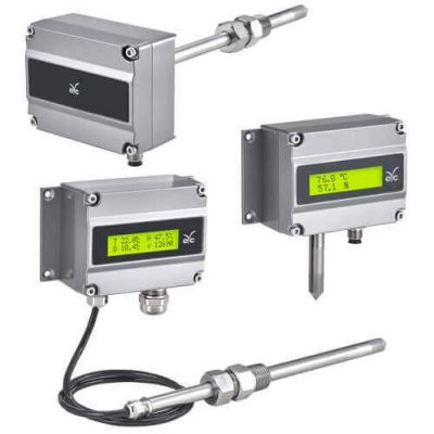 eYc THM80X Series Industrial Grade High Accuracy Temperature & Humidity Transmitter