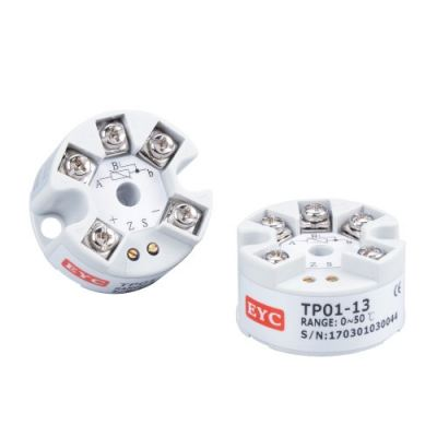 eYc TP01 2-wire RTD Temperature Transmitter for Head-mounting Type