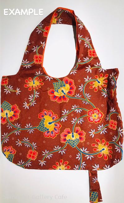 Roll-up tote bag (EXAMPLE)