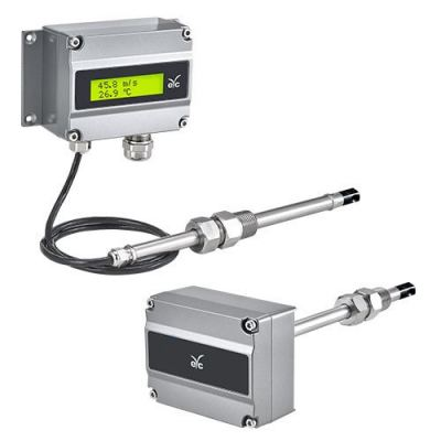 eYc FTM84/85 Industrial Grade High Accuracy Thermal Air Velocity Transmitter