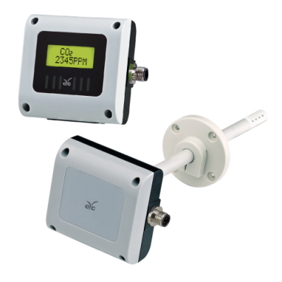 eYc GS43/44 CO2 Transmitter Indoor / Duct Type