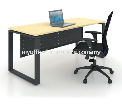 SR1275 Square Leg with Rectangular Table 1200W x 750D x 750H mm (Maple)