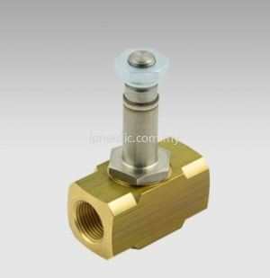 SOLENOID VALVES, SERIES EV-FLUID, DIRECT ACTING 2/2-- EV-FLUID 2/2 NC, NBR