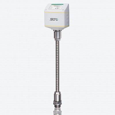 SUTO S430 FLOW AND CONSUMPTION SENSOR FOR WET COMPRESSED AIR (PITOT TUBE FLOW METER)