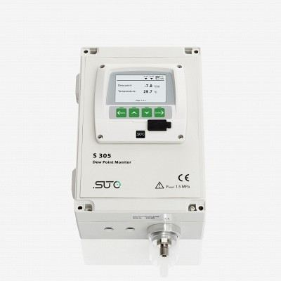 SUTO S305 DEW POINT MONITOR FOR COMPRESSED AIR AND GASES (-20 �� +50 ��C TD / -50 �� +20 ��C TD)
