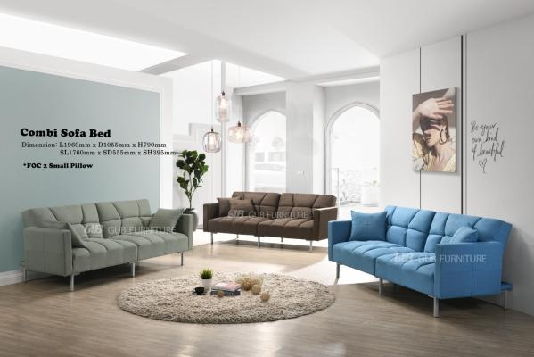 Combi sofa bed