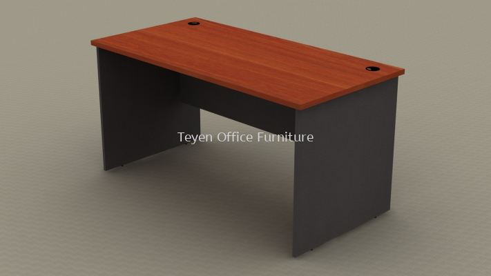 RECTANGULAR WRITING OFFICE TABLE/MEJA TULIS PEJABAT
