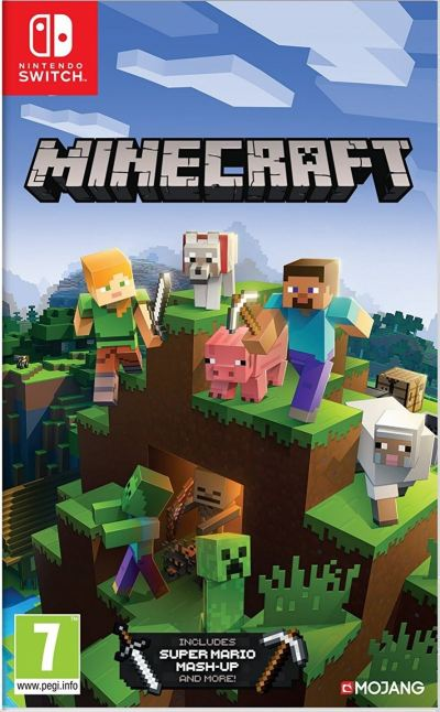 Nintendo Switch Minecraft
