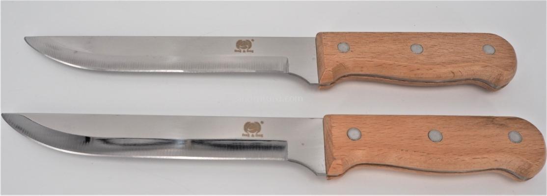 SY-TM034 四号木柄屠宰刀