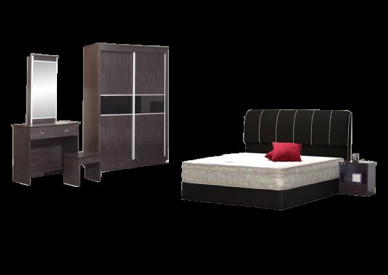 HY-430 Bedroomset 4' x 6.5'