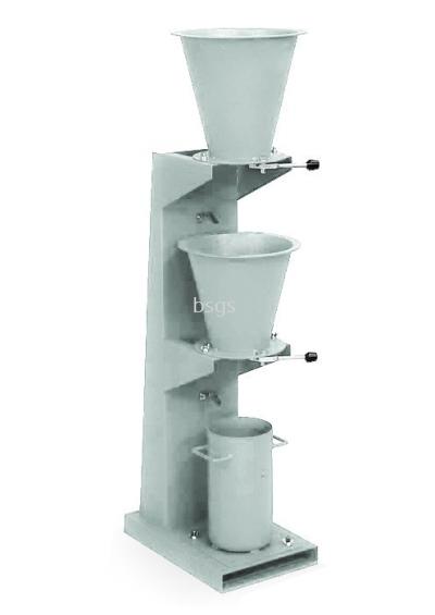 Compacting Factor Apparatus (BS 4002)