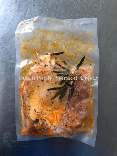 Marinated Chicken Chop With Mixed Herb (250-270g/pcs)