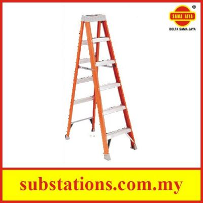 Industrial Fibreglass Step Ladders (Imported)