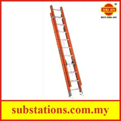 Industrial Fibreglass Extension Ladders (Imported)