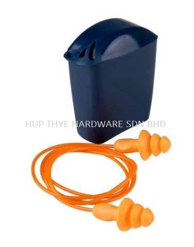 3M 1271 REUSABLE EAR PLUGS WITH STORAGE CASE