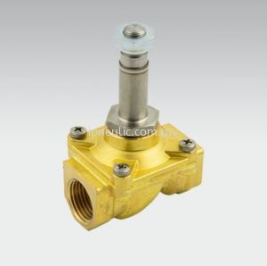 SOLENOID VALVES, SERIES EV-FLUID, DIRECT ACTING 2/2, DIAPHRAGM POPPET