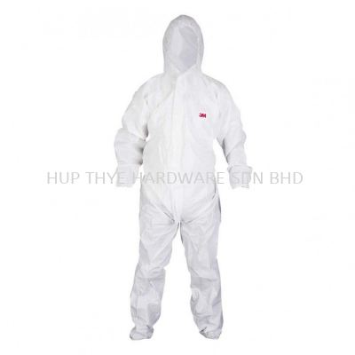 3M PROTECTIVE COVERALL 4510