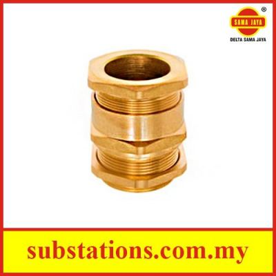 """Cable Gland """"A2"""" Type c/w Lock Nut"""