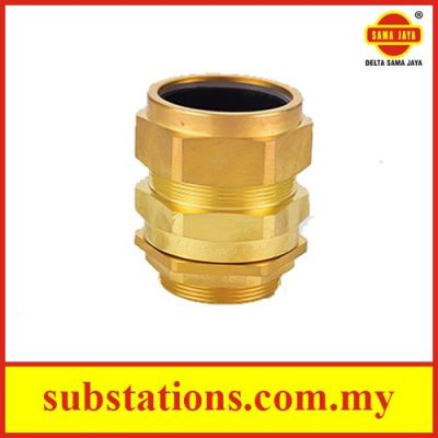 Cable Gland CW Type c/w Lock Nut