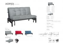A039(D) sofa bed