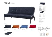 Trump sofa bed
